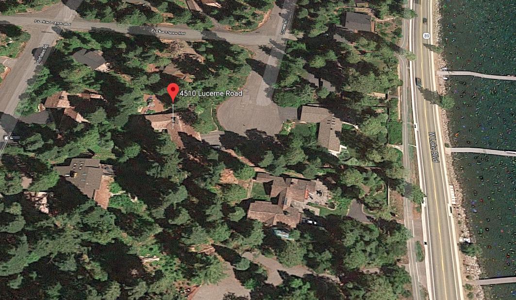 Google Map Aerial