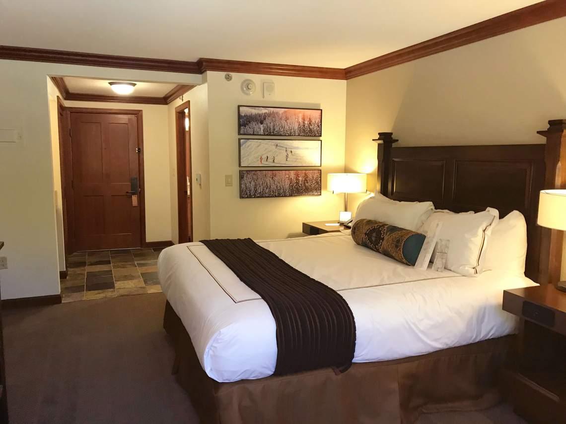 Bed-door