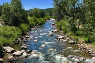 Truckee Riverfront Property
