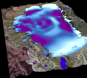 Lake Tahoe in Depth 3D Video
