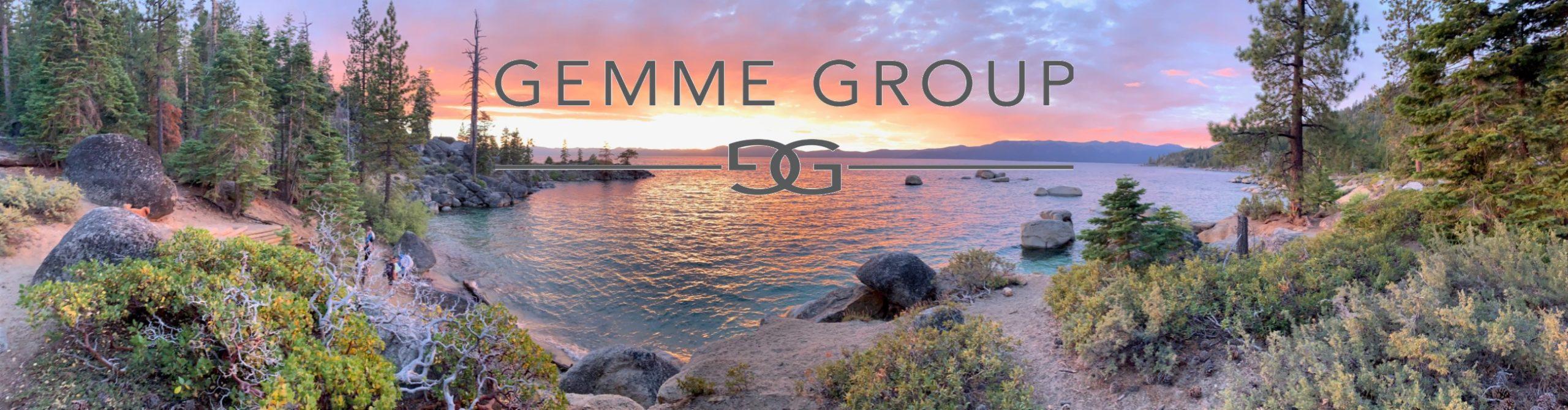 Gemme Group Lake Tahoe