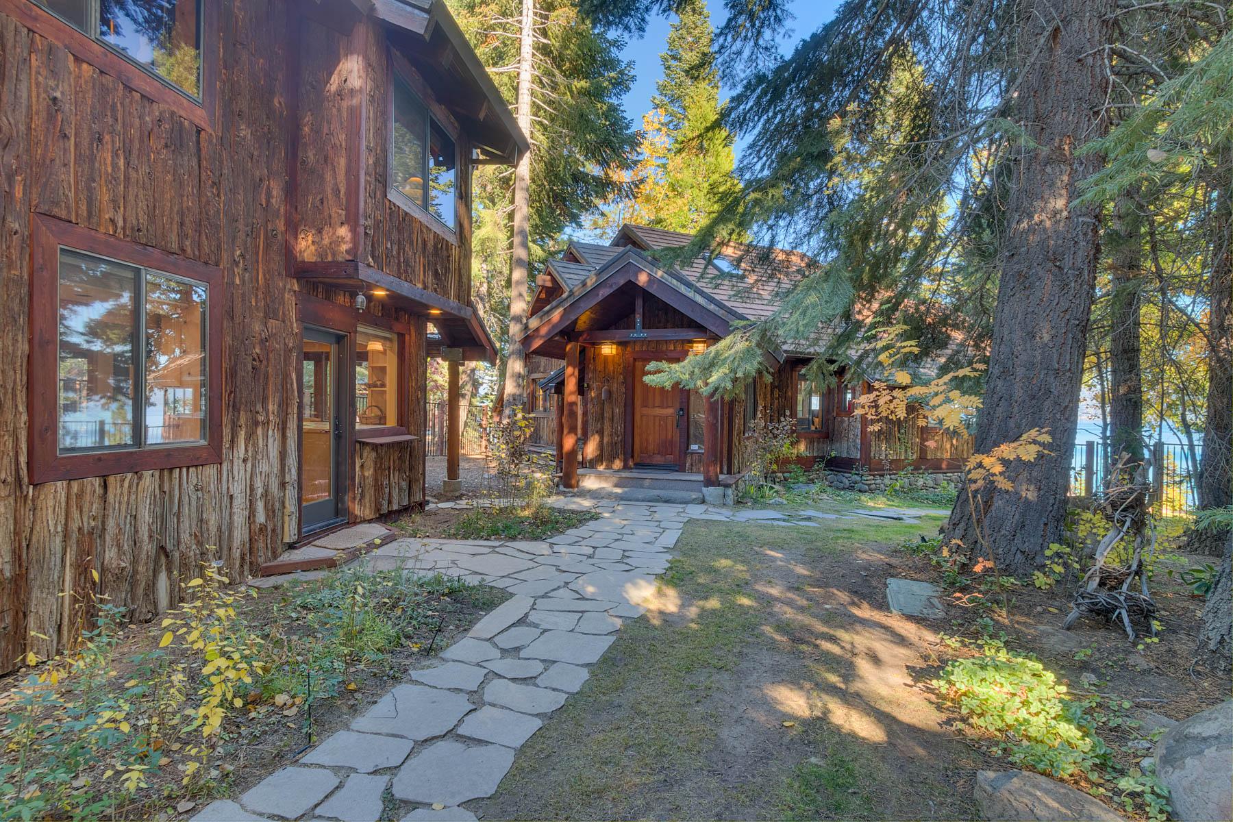 488 Old County Road, Carnelian Bay, Lake Tahoe, CA